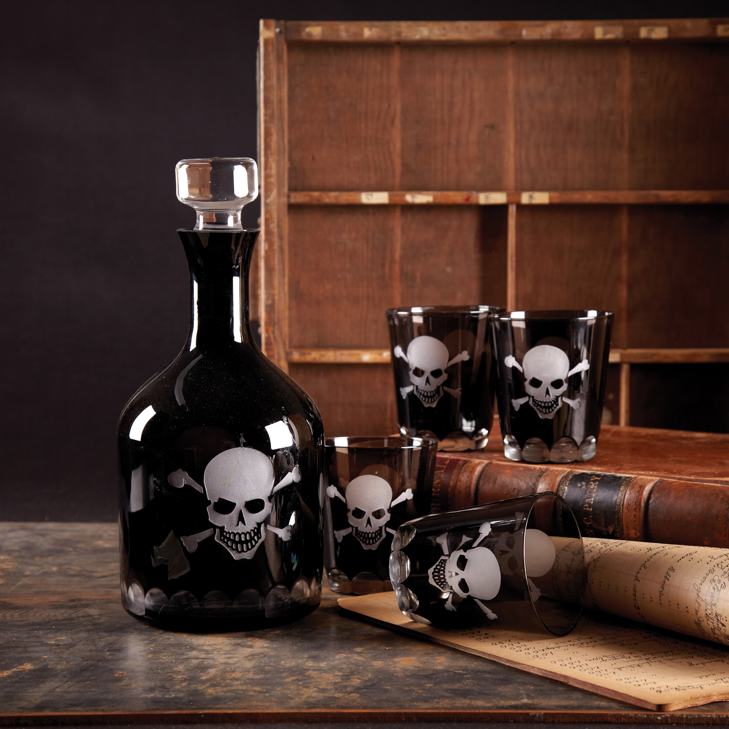 Skull Gifts & Unusual Items