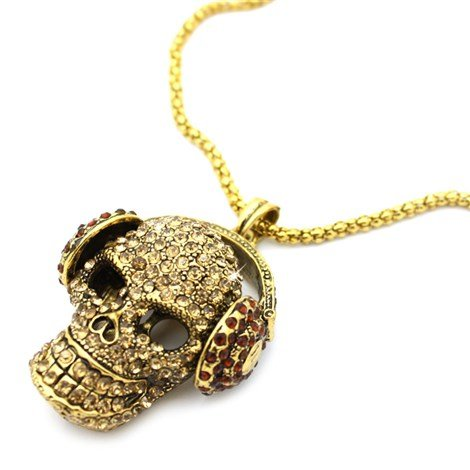 Skull Necklace & Pendants